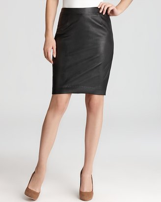 GUESS Skirt - Faux Leather Pencil