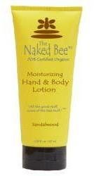 The Naked Bee Sandalwood Hand & Body Lotion
