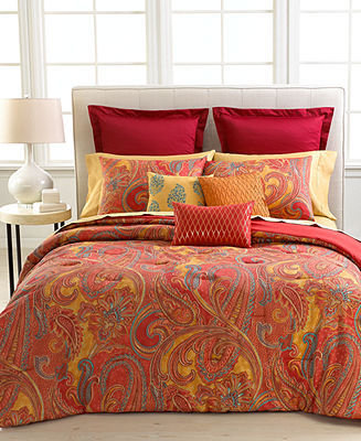 Charter Club CLOSEOUT! Bedding, Rajasthan 3 Piece King Comforter Set