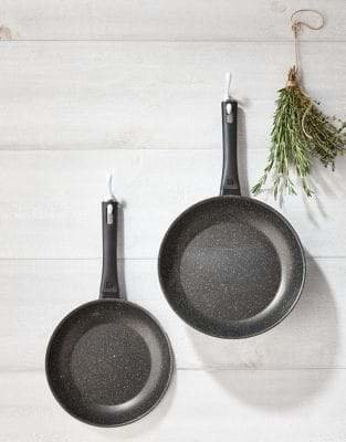 Zwilling J.A. Henckels Two-Pack Marquina Non-stick Frying Pans