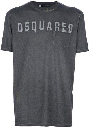 DSquared Dsquared2 logo print t-shirt