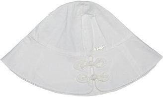 Chloé Double Bow Sun Hat