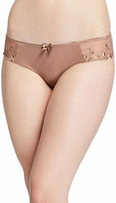 Simone Perele Andora Cotton-Blend Bikini Briefs