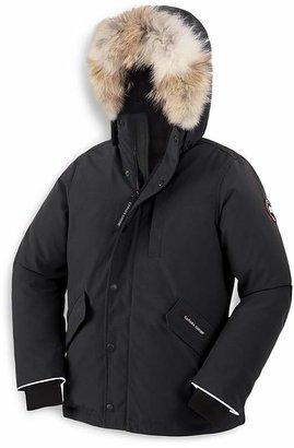 Canada Goose Boys' Logan Parka - Big Kid $575 thestylecure.com