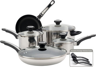 Farberware 12-pc. High Performance Stainless Steel Cookware Set