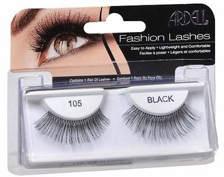 Ardell Fashion Lashes Style 105 Black $4.99 thestylecure.com