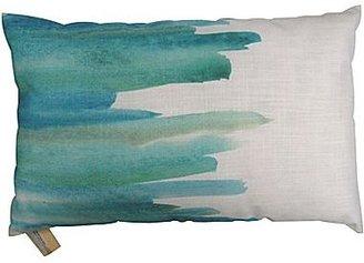 JCPenney Home Watercolor Crescendo Blue Decorative Pillow