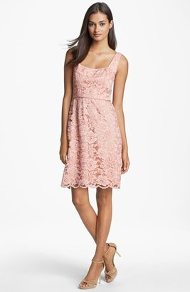Jill Stuart Jill Sleeveless Lace Dress