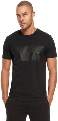 HUGO BOSS 'Tee Logo'   Cotton Graphic T-Shirt by BOSS Green