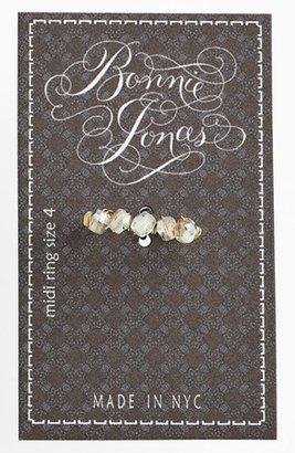Bonnie Jonas Crystal Midi Ring