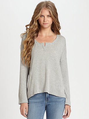 Splendid Super Soft Knit Top