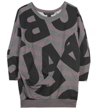 Marc by Marc Jacobs MARC PRINT PULLOVER