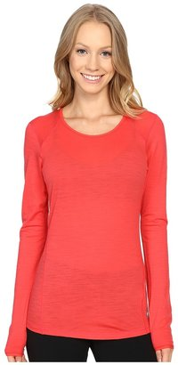 Smartwool - NTS Micro 150 Crew Women's Long Sleeve Pullover $75 thestylecure.com