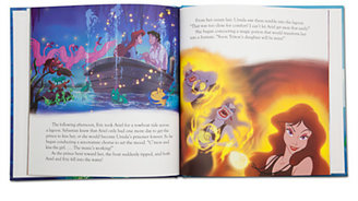 Disney Little Mermaid Read-Along Storybook and CD Set with Digital App