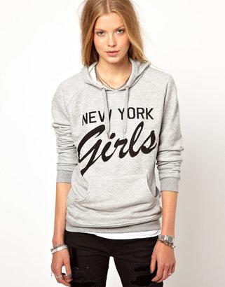 Zoe Karssen New York Girls Hoodie