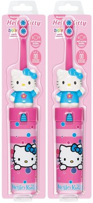 Oral-B Zooth Power Toothbrush - Hello Kitty - 2 pk