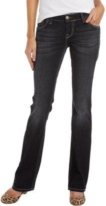 MEK Slim Boot-Cut Jeans