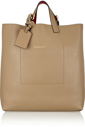 Burberry Shoes & Accessories Leather tote