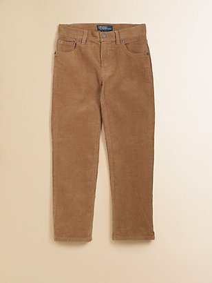 Ralph Lauren Toddler's & Little Boy's Wale Corduroy Pants