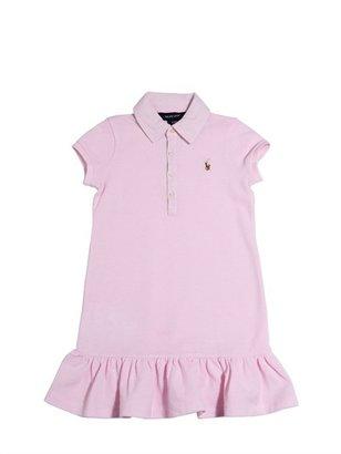 Ralph Lauren Cotton Piqué Dress