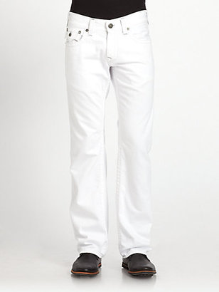 True Religion Ricky Straight-Leg Jeans
