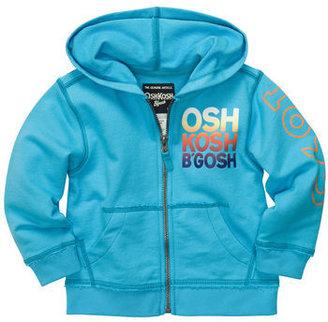 Osh Kosh Terry Beach Hoodie