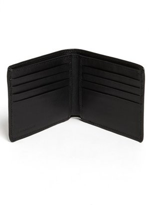 Burberry Leather Billfold Wallet