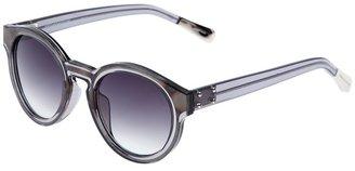Kris Van Assche Linda Farrow By round frame sunglasses