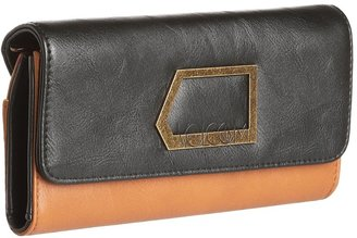 Volcom Manix Wallet (Black) - Bags and Luggage