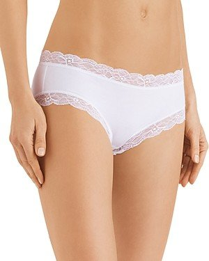 Hanro Cotton Lace Hipster