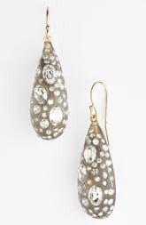 Alexis Bittar 'Lucite(R) - Jardin Mystere' Teardrop Earrings