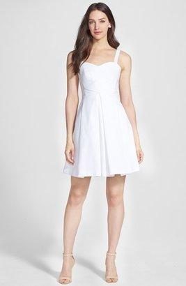 Rebecca Minkoff 'Cielo' Cotton Babydoll Dress