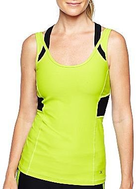 JCPenney Xersion® Layered-Look Tank Top