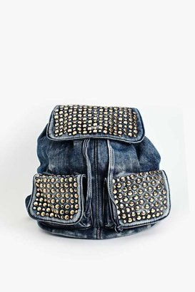 Nasty Gal Valley Girl Studded Backpack