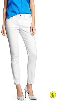 Banana Republic Factory White Skinny Ankle Jean