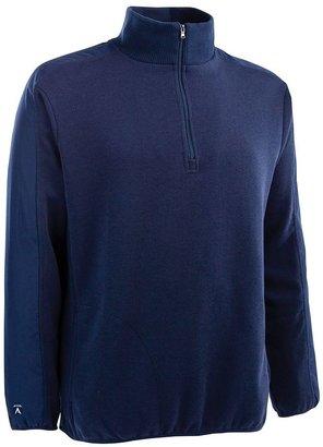 Antigua executive 1/4-zip sweater