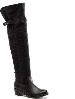 JLO by Jennifer Lopez Heartsoul britta over-the-knee riding boots - women