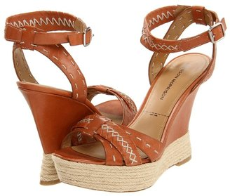 Sigerson Morrison Monet (Light Brown Leather) - Footwear