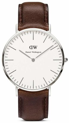 Daniel Wellington Classic Bristol Watch, 40mm $229 thestylecure.com