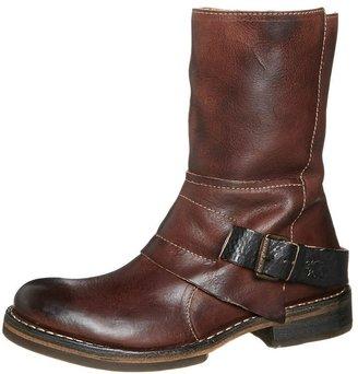 Fly London NANI Cowboy/Biker boots brown