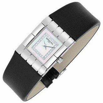 Raymond Weil Tema - Ladies' Diamond River Leather Band Watch