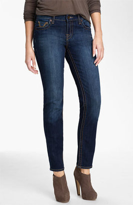 Women's Kut From The Kloth 'Stevie' Straight Leg Jeans $89 thestylecure.com