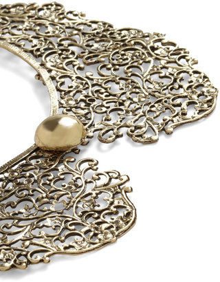 An Ornate Fate Collar Necklace