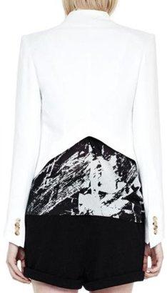 Helmut Lang Sugar Cropped Jacket