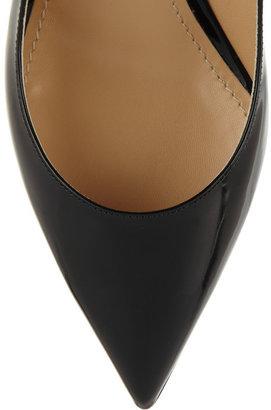 Dolce & Gabbana Patent-leather slingbacks
