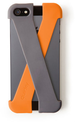 Quirky iPhone 5/5S Crossover Orange