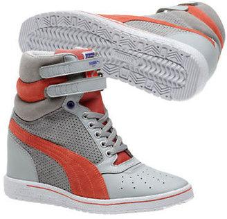 Puma Sky Wedge Sneakers