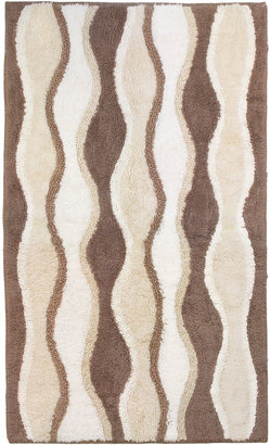 B. Smith Park Park Magic Plush Ripples Bath Rug Collection