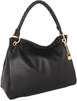 DKNY Crosby Large Hobo (Black) - Bags and Luggage