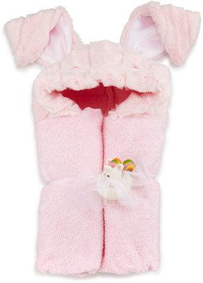 Swankie Blankie Hooded Bunny Towel
